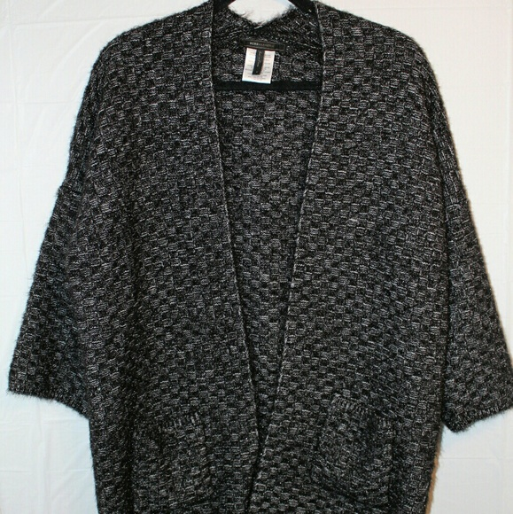 BCBG Max Azria Long Sweater Cardigan Size S